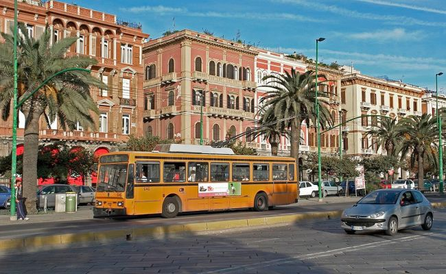 Trolleybuses In Cagliari Wikipedia