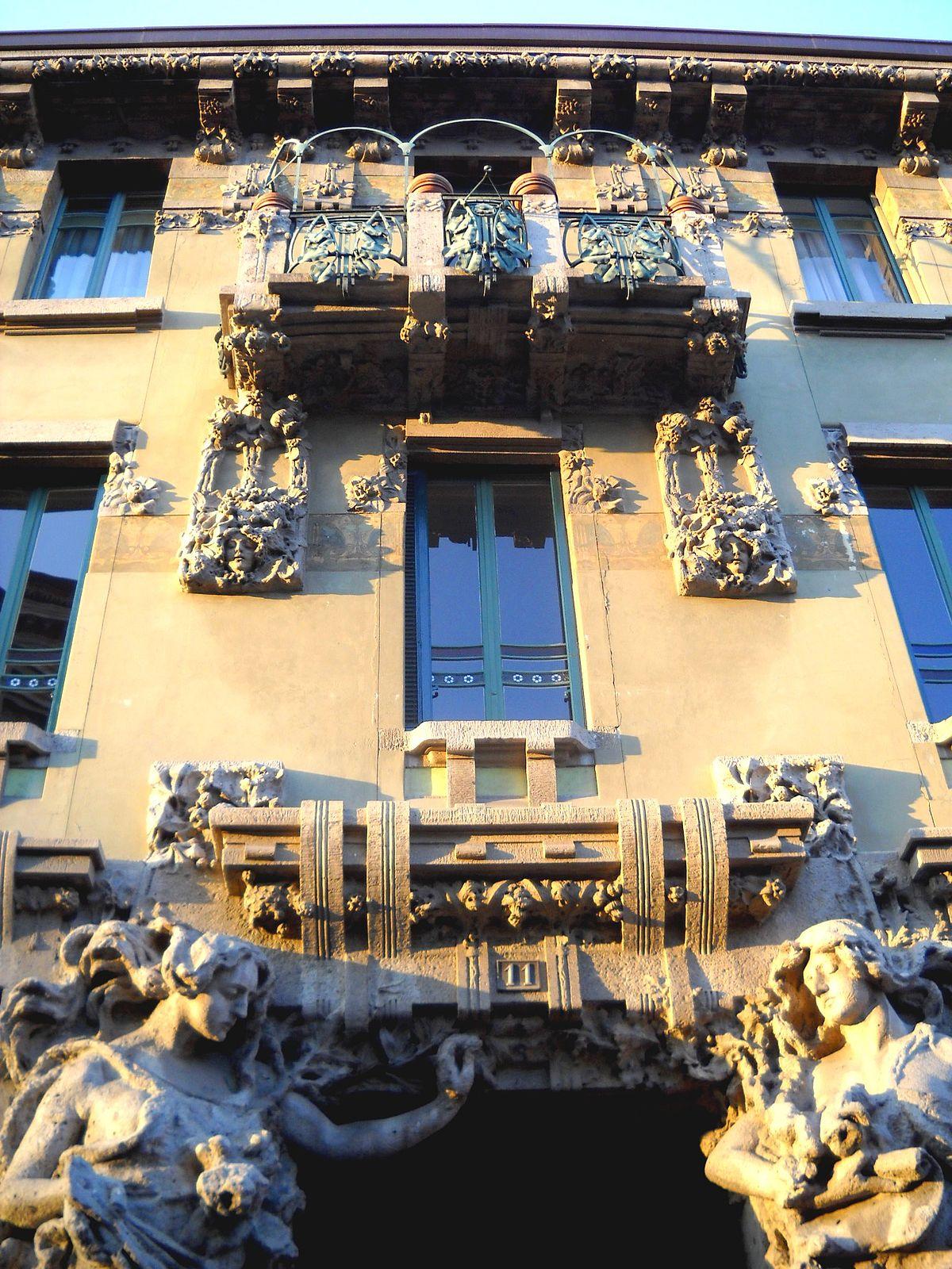 Casa Campanini  Wikipedia