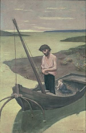 Chavannes Poor Fisherman
