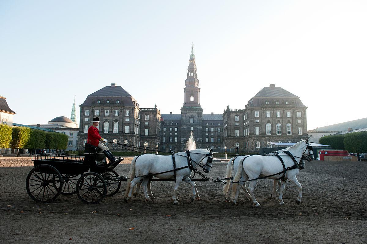 Christiansborg Ridebane  Wikipedia den frie encyklopdi