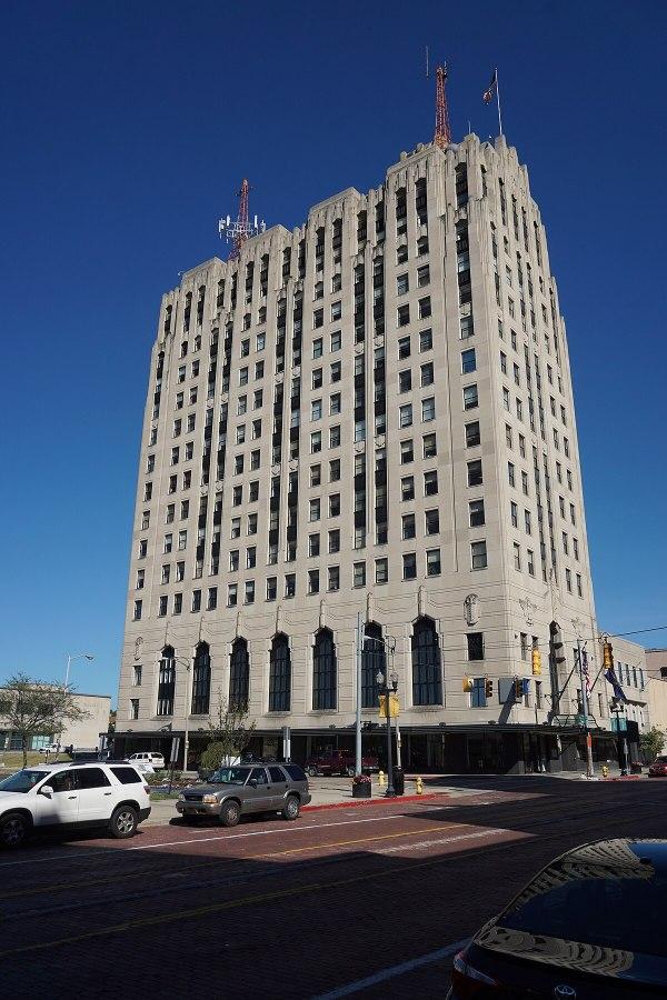 Charles Stewart Mott Foundation Building - Wikipedia