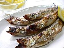 柳葉魚 - 維基百科,自由的百科全書