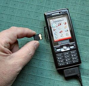 K800i personnalisé par Vodafone