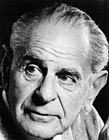 Sir Karl Popper (1980)