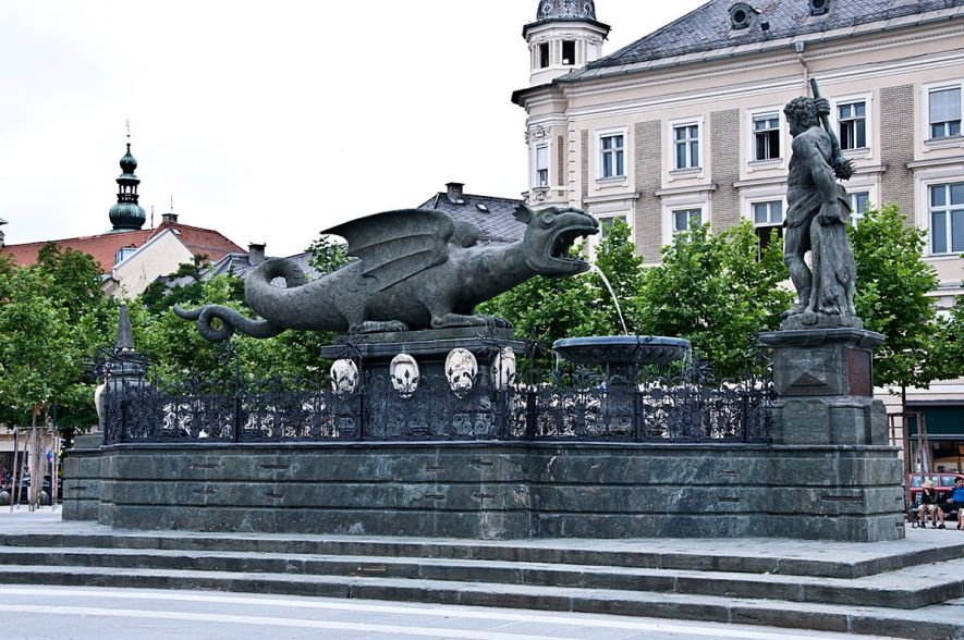 Image result for lindwurm klagenfurt