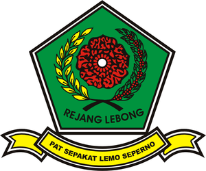 English: Emblem of Kabupaten Rejang Lebong in ...