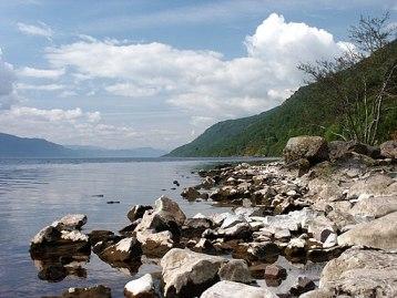 Loch Ness Rocks