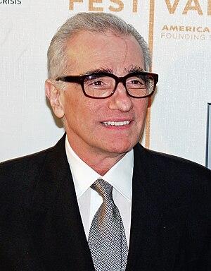 Martin Scorsese at the 2007 Tribeca Film Festi...