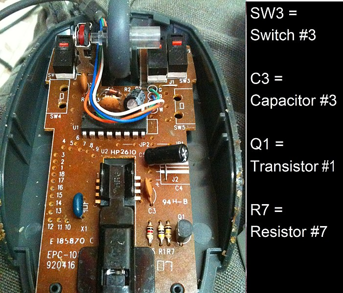Printed Circuit Board Wikipedia The Free Encyclopedia