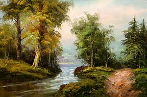 Muddy Pond, VT (Rutland), by William Henry Jackson