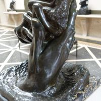 """The Hand of God"" by Auguste Rodin"