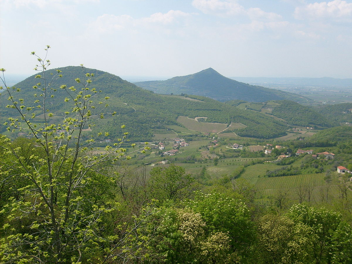 Monts Euganens Wikivoyage Le Guide De Voyage Et De