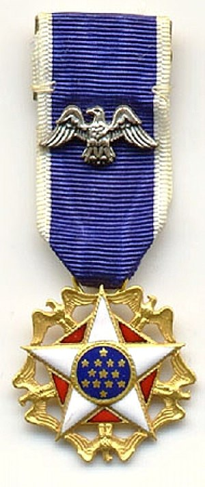 Moe turned down the Medal of Freedom during hi...