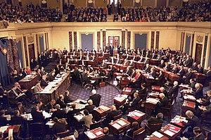 Floor proceedings of the U.S. Senate, in sessi...