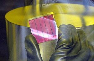 English: Solar cell