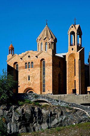 English: St. Sarqis Ch., Armenia
