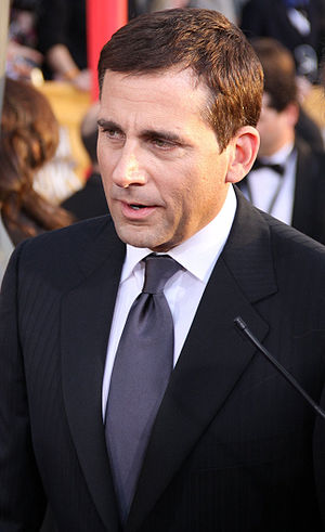 Steve Carell at the Screen Actors Guild Awards...