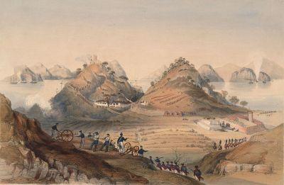 Second Battle of Chuenpi - Wikipedia