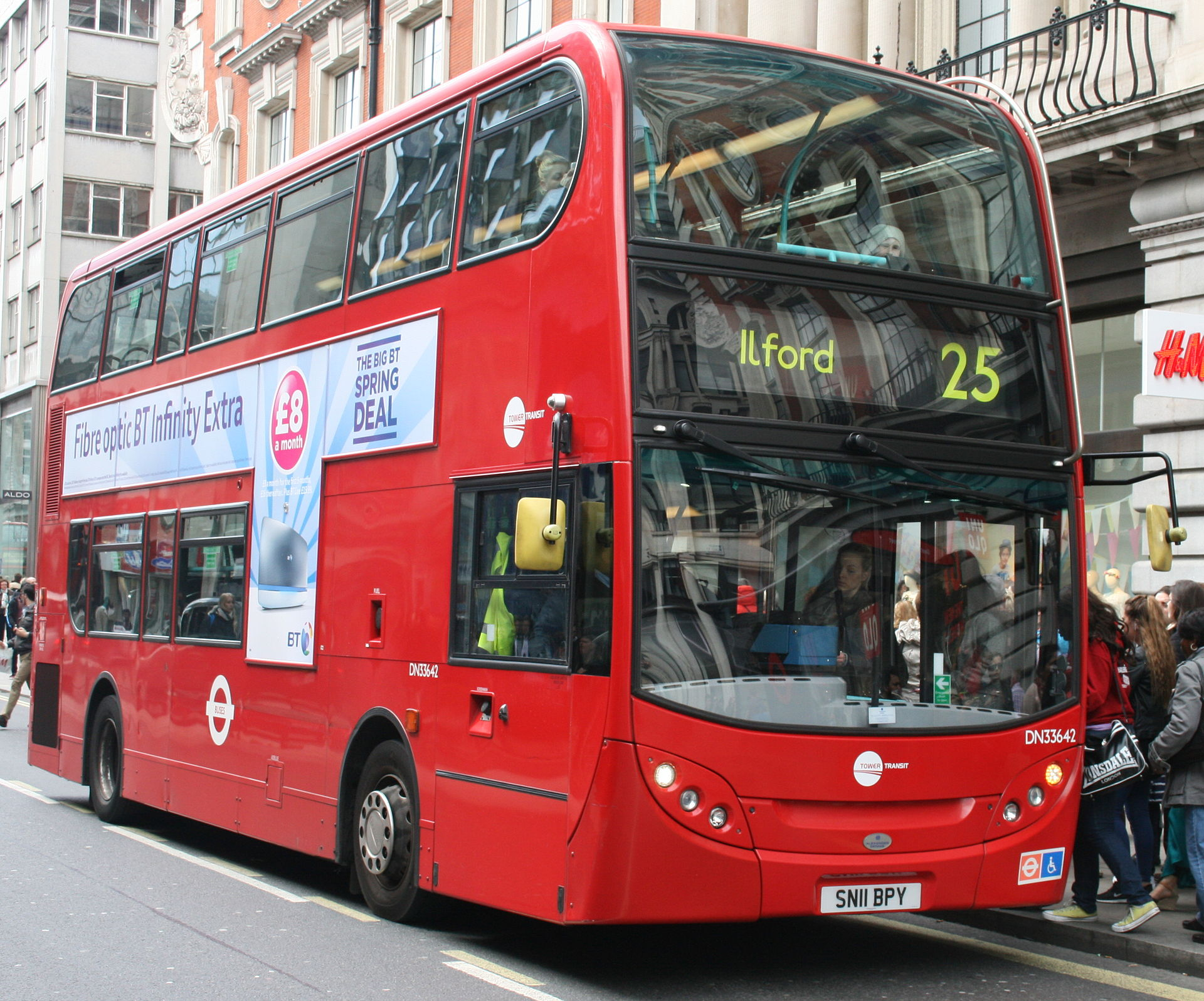 London Buses route 25  Wikipedia