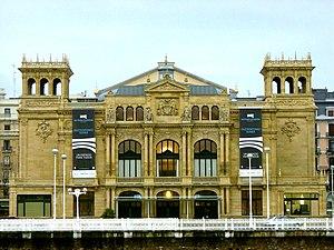 Teatro Victoria Eugenia (San Sebastian, SPAIN)