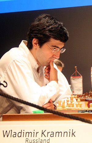 Vladimir Kramnik 06 08 2006