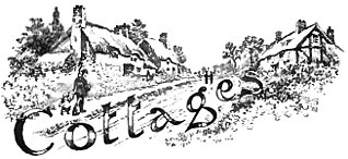File:An Old English Home and Its Dependencies, Cottages