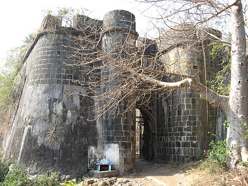 Bassein Fort of Vasai