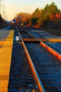 Birmingham Michigan Amtrak Station