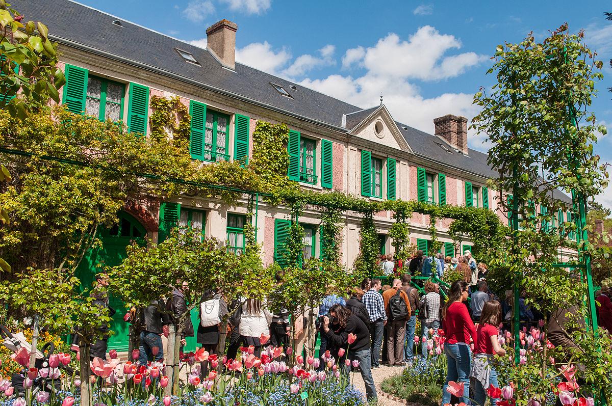 Giverny Wikivoyage Le Guide De Voyage Et De Tourisme