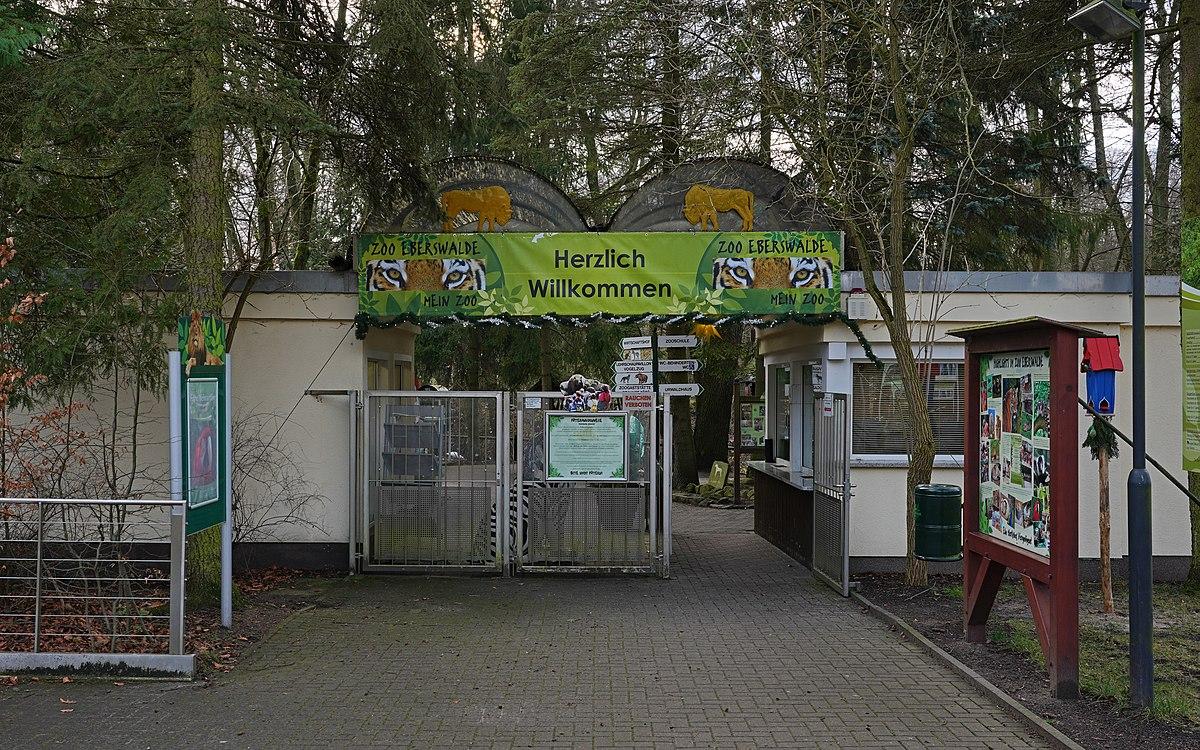 Zoologischer Garten Eberswalde  Wikipedia