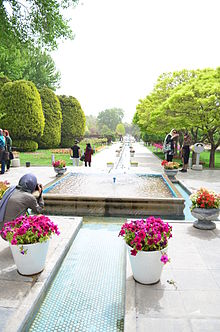 flower garden of isfahan - wikipedia