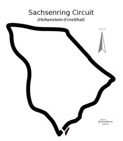 Gran Premio de Alemania del Este de Motociclismo de 1963