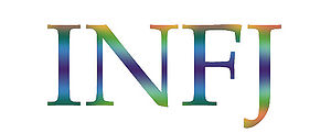 fancy logo/writing for use in MBTI articles