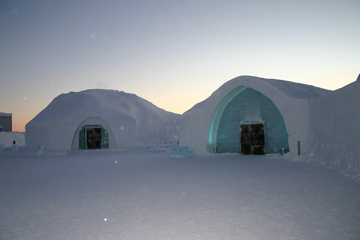 Hotel de hielo  Wikipedia la enciclopedia libre