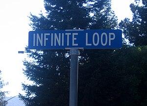 1 Infinite Loop, Cupertino, California. Home o...