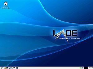 Knoppix Desktop