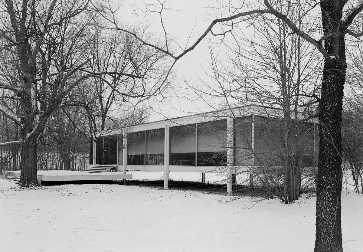 Casa Farnsworth  Wikipedia
