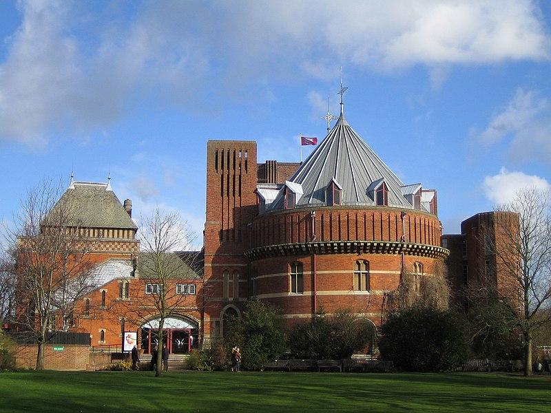RSC Swan Theatre - Stratford Upon Avon - Philippa Jane Keyworth - Regency Romance Author