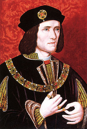 Yorkist king Richard III grew up at Middleham....
