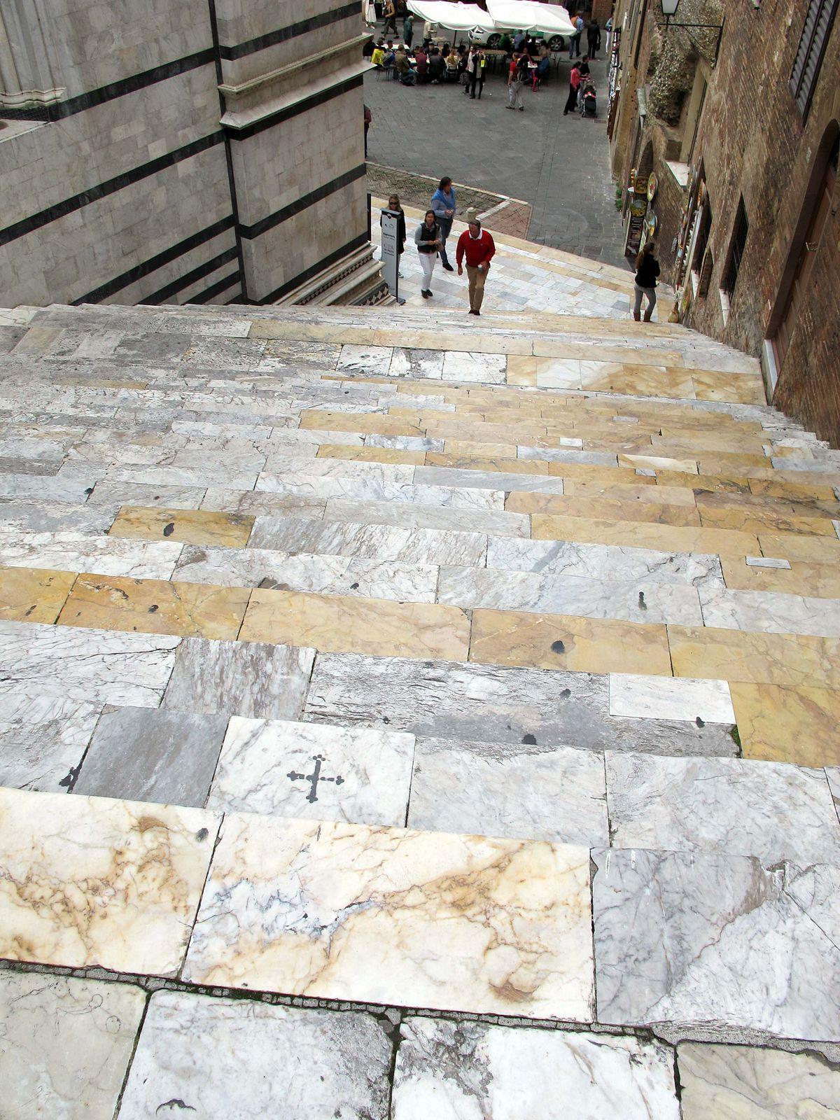 Scalinata di piazza San Giovanni  Wikipedia