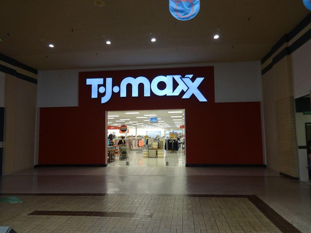 FileTJ Maxx The Mall at WaycrossJPG  Wikimedia Commons