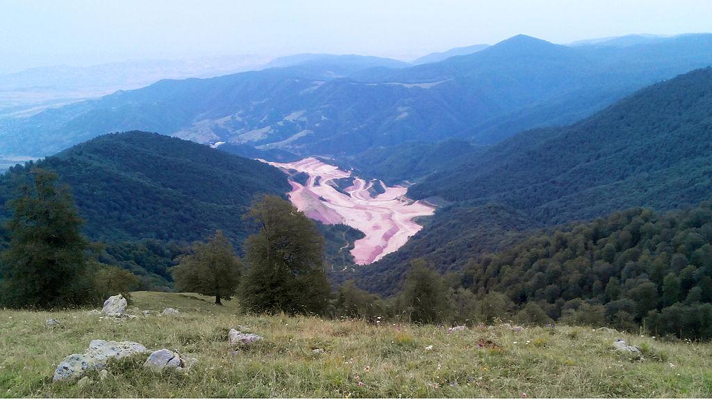 Teghut Mine 2014