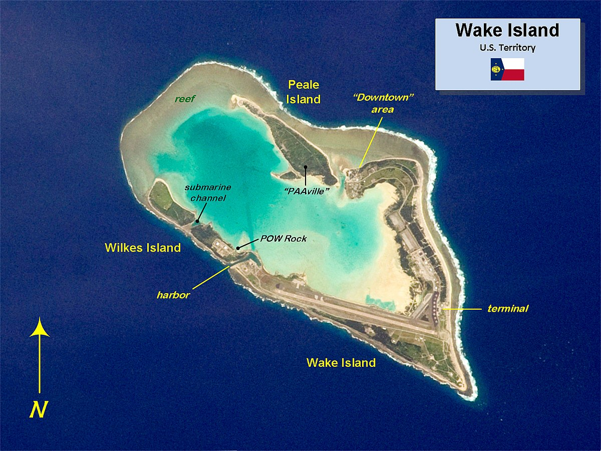 Wake Island  Wikipedia
