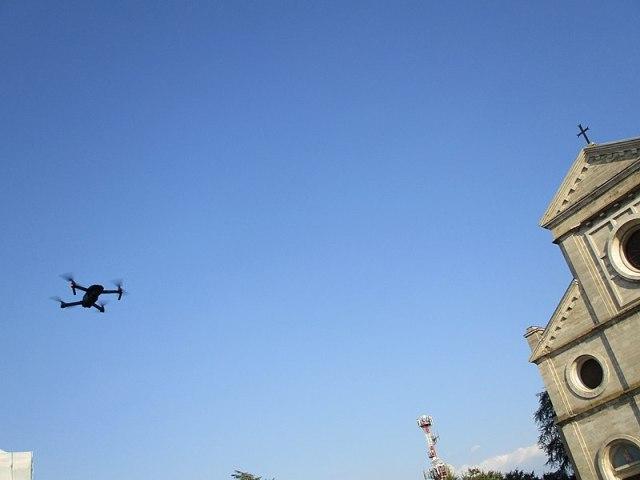 """File:""""Drone"""" ad Avezzano.jpg"""