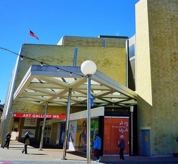 Art Gallery of Western Australia - Joy of Museums - External