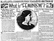first wave feminism wikipedia
