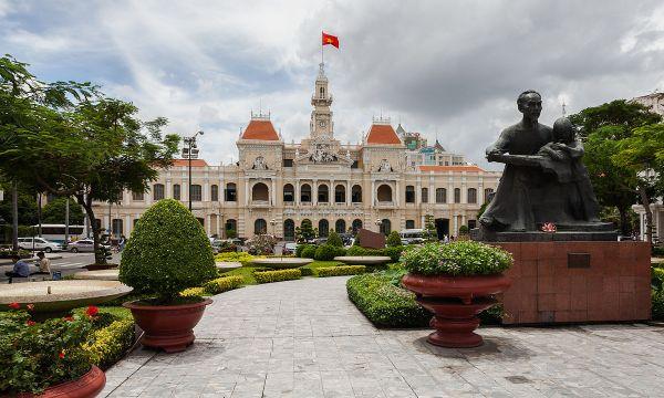 Ho Chi Minh City Hall Wikipedia