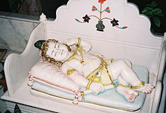Baby Krishna Sleeping Beauty.jpg