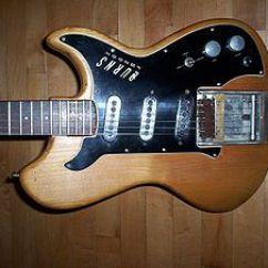 Single Pickup Electric Guitar Wiring Diagram Bmw E46 Pictures Burns Tri-sonic - Wikipedia