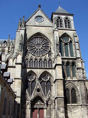 Cathédrale Saint-Etienne, Châlons-en-Champagne...